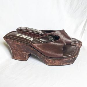 SOLD Vintage Steve Madden Chunky Platforms